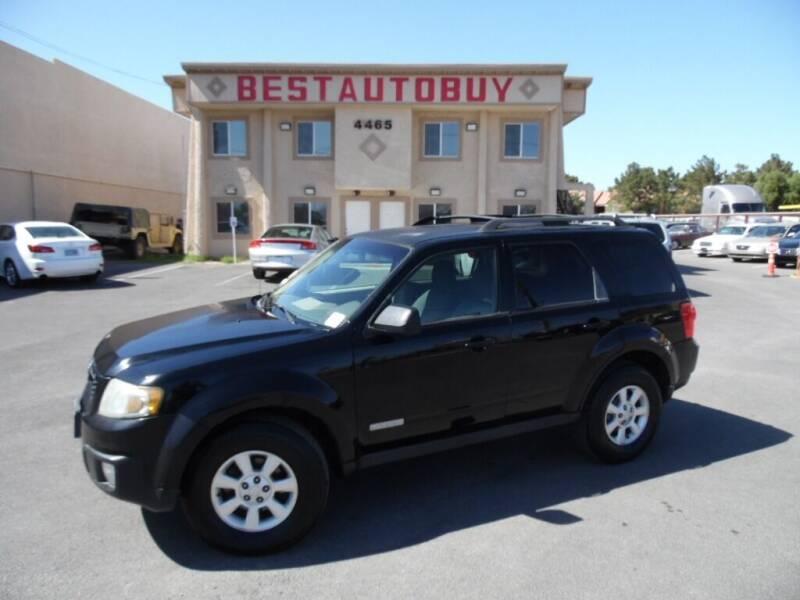 2008 Mazda Tribute for sale at Best Auto Buy in Las Vegas NV