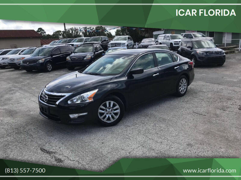 2013 Nissan Altima for sale at ICar Florida in Lutz FL