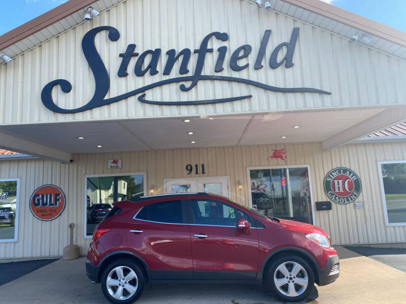 2016 Buick Encore for sale at Stanfield Auto Sales in Greenfield IN