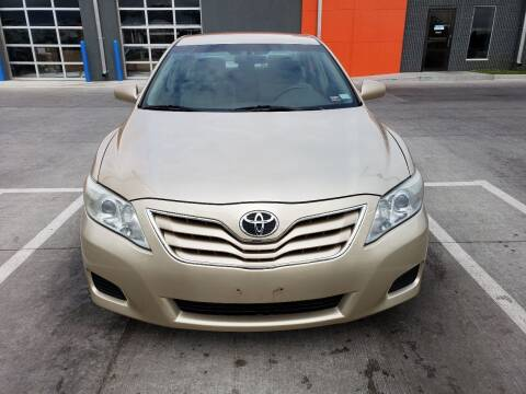 2010 Toyota Camry for sale at Auto Hub in Grandview MO