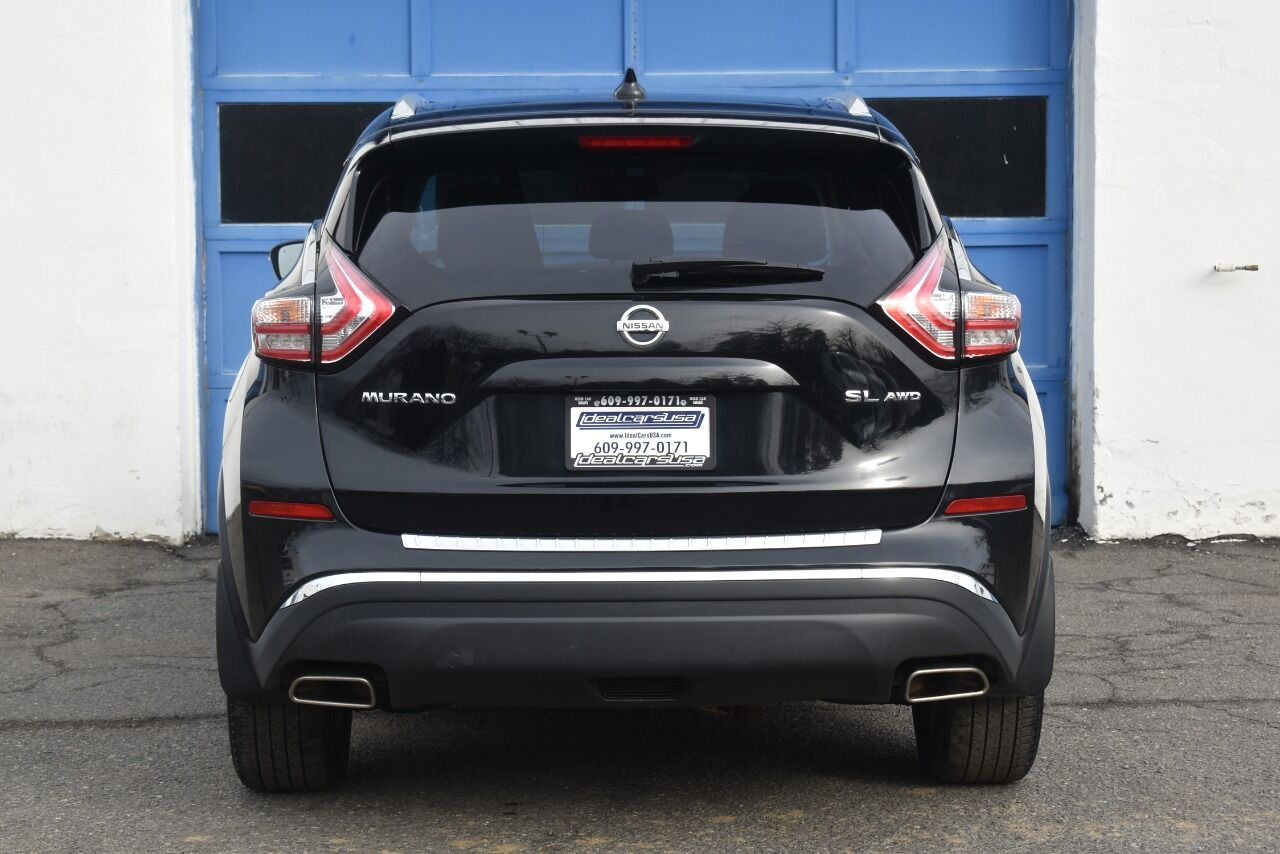 2017 Nissan Murano SL AWD 4dr SUV (midyear release) full