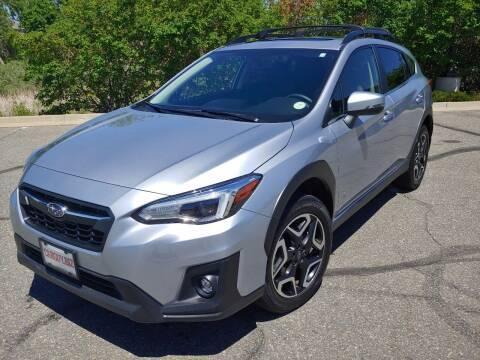 2020 Subaru Crosstrek for sale at The Car Guy in Glendale CO
