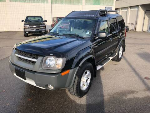 2004 Nissan Xterra for sale at Vista Auto Sales in Lakewood WA