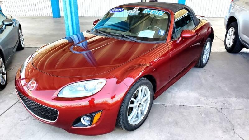 2009 Mazda MX-5 Miata for sale at Bob Ross Motors in Tucson AZ