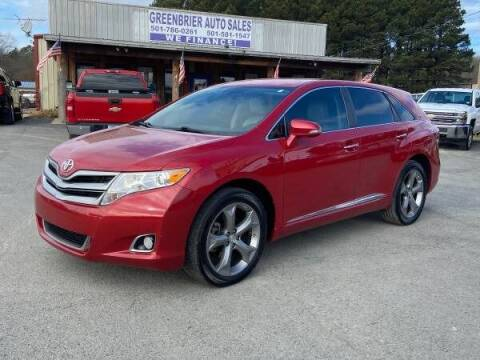 2014 Toyota Venza for sale at Greenbrier Auto Sales in Greenbrier AR