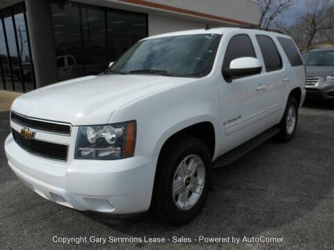 2009 Chevrolet Tahoe for sale at Gary Simmons Lease - Sales in Mckenzie TN