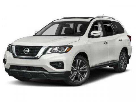 2019 Nissan Pathfinder for sale at Suburban Chevrolet in Claremore OK