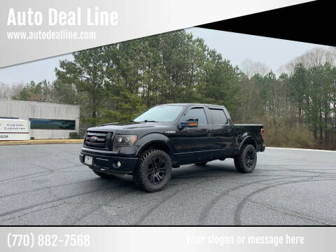2009 Ford F-150 for sale at Auto Deal Line in Alpharetta GA