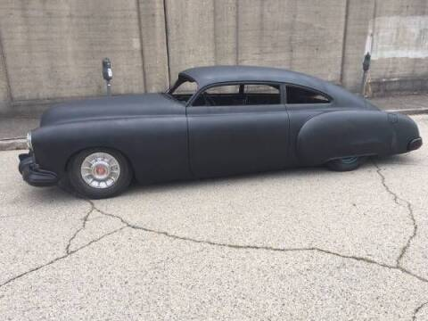 1949 Oldsmobile Ninety-Eight for sale at Classic Car Deals in Cadillac MI