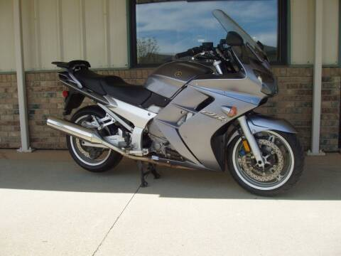 2004 Yamaha FJR 1300 for sale at Magic City Wholesale in Minot ND
