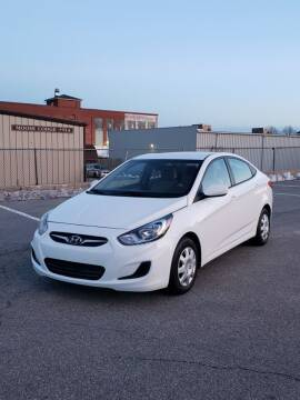 2013 Hyundai Accent for sale at iDrive in New Bedford MA