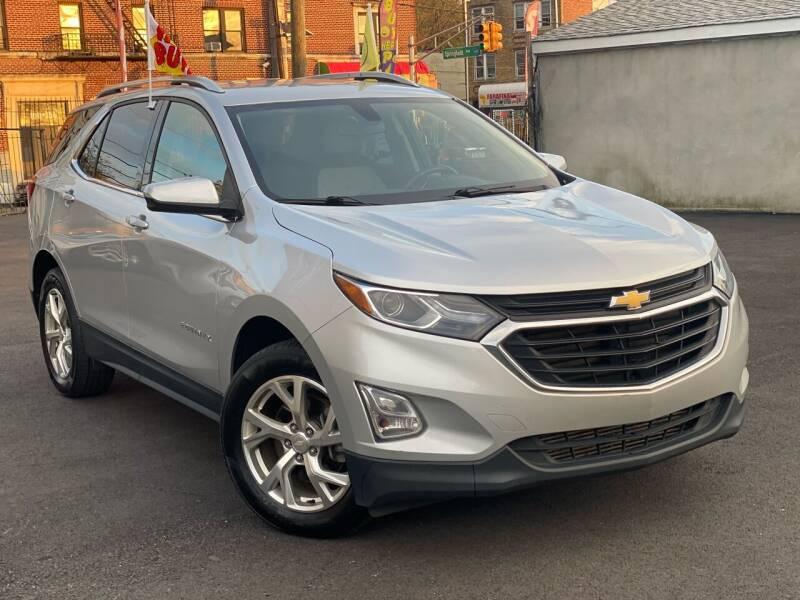 2018 Chevrolet Equinox for sale at PRNDL Auto Group in Irvington NJ