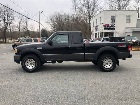 2006 Ford Ranger for sale at DND AUTO GROUP in Belvidere NJ
