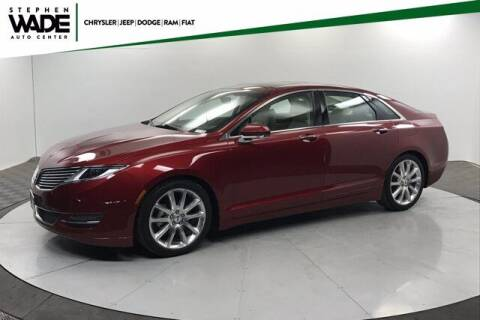 2015 Lincoln MKZ Hybrid for sale at Stephen Wade Pre-Owned Supercenter in Saint George UT