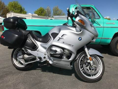 2004 BMW R1150RT for sale at Pool Auto Sales in Hayden ID
