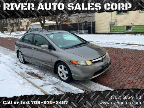 2007 Honda Civic for sale at RIVER AUTO SALES CORP in Maywood IL