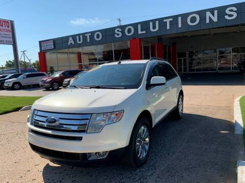 2008 Ford Edge for sale at Auto Solutions in Warr Acres OK