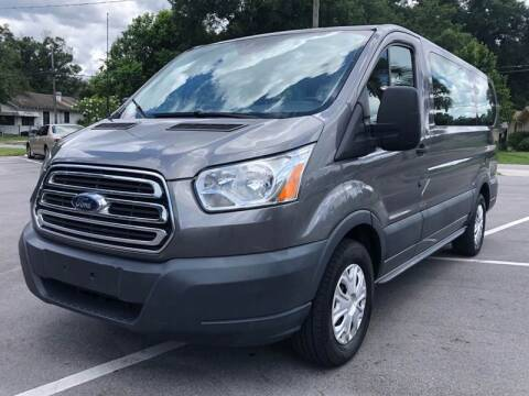 2015 Ford Transit Passenger for sale at Consumer Auto Credit in Tampa FL