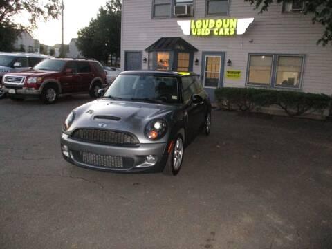 2008 MINI Cooper for sale at Loudoun Used Cars in Leesburg VA