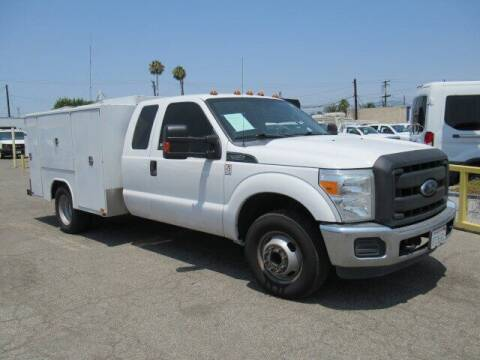 2015 Ford F-350 Super Duty for sale at Atlantis Auto Sales in La Puente CA