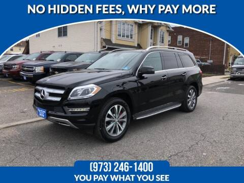 2013 Mercedes-Benz GL-Class for sale at Route 46 Auto Sales Inc in Lodi NJ