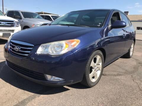 2010 Hyundai Elantra for sale at Town and Country Motors in Mesa AZ