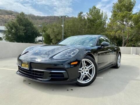 2018 Porsche Panamera for sale at Allen Motors, Inc. in Thousand Oaks CA