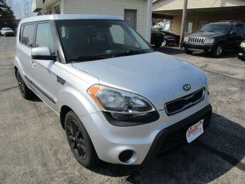 2013 Kia Soul for sale at U C AUTO in Urbana IL