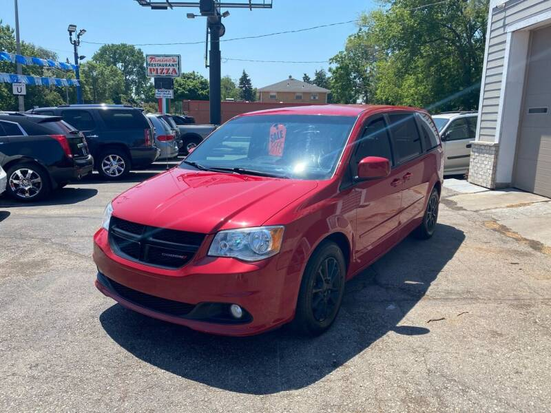 2013 Dodge Grand Caravan for sale at 1st Quality Auto in Milwaukee WI