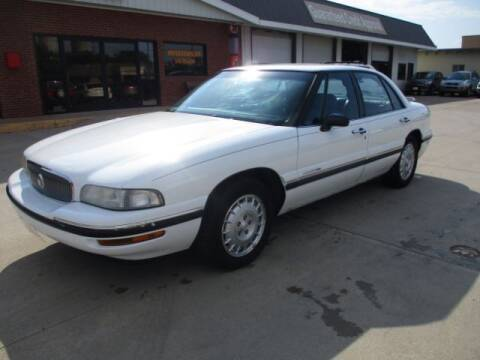 1997 Buick LeSabre for sale at Eden's Auto Sales in Valley Center KS