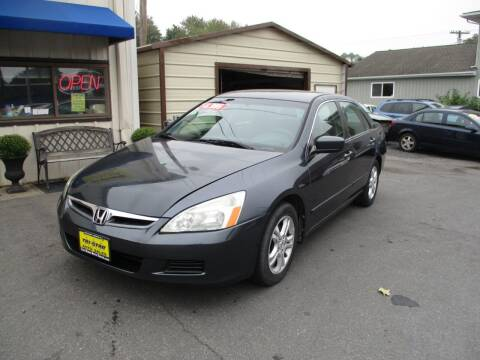 2007 Honda Accord for sale at TRI-STAR AUTO SALES in Kingston NY