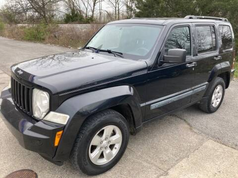 2010 Jeep Liberty for sale at 1A Auto Mart Inc in Smyrna TN