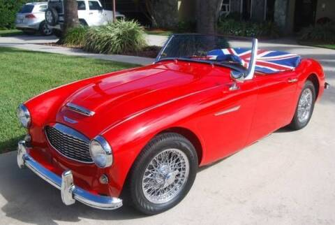 1961 Austin-Healey 3000 for sale at Classic Car Deals in Cadillac MI