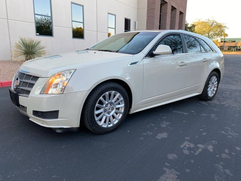 2010 Cadillac CTS for sale at Autodealz in Tempe AZ