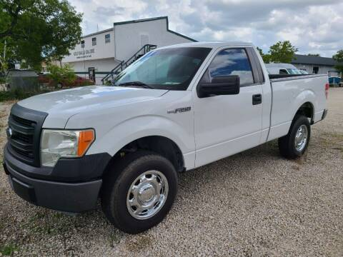 2013 Ford F-150 for sale at CAR-RIGHT AUTO SALES INC in Naples FL