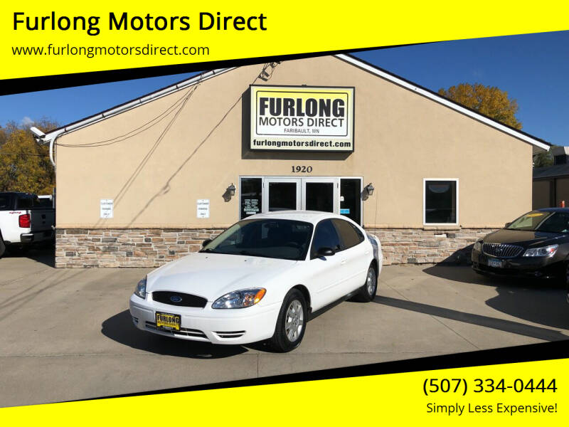2006 Ford Taurus for sale at Furlong Motors Direct in Faribault MN