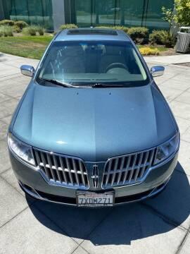 2012 Lincoln MKZ for sale at Auto Emporium in San Jose CA