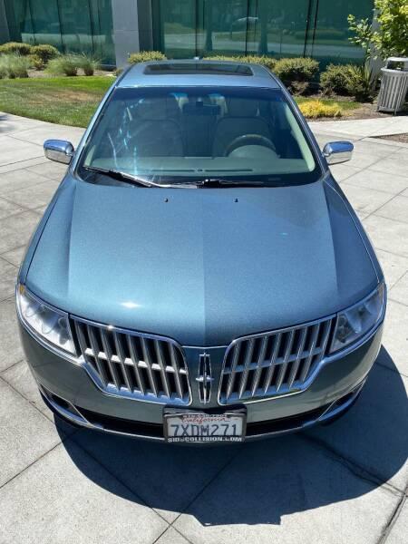 2012 Lincoln MKZ for sale in San Jose, CA