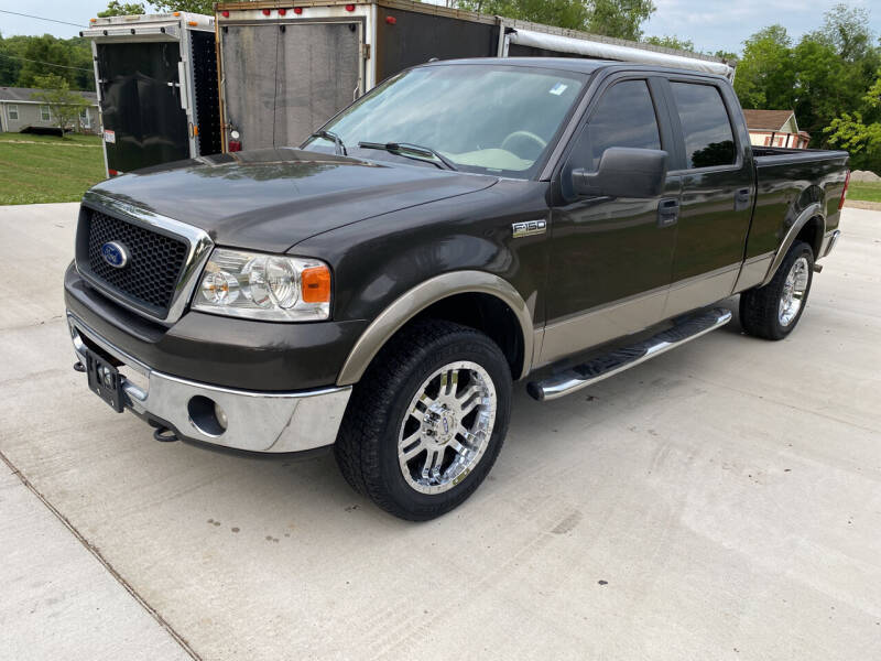 2006 Ford F-150 for sale at Classics and More LLC in Roseville OH