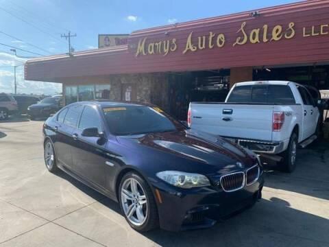 2013 BMW 5 Series for sale at Marys Auto Sales in Phoenix AZ