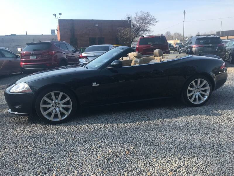 2007 Jaguar XK-Series for sale at Renaissance Auto Network in Warrensville Heights OH