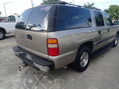 2003 Chevrolet Suburban for sale at Auto America in Ormond Beach FL