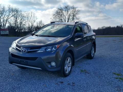 2015 Toyota RAV4 for sale at Dealz on Wheelz in Ewing KY