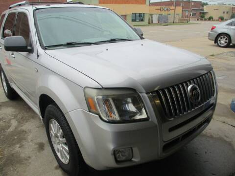 2009 Mercury Mariner for sale at 3A Auto Sales in Carbondale IL