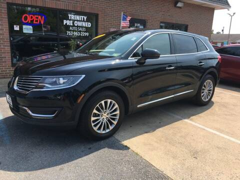 2017 Lincoln MKX for sale at Bankruptcy Car Financing in Norfolk VA