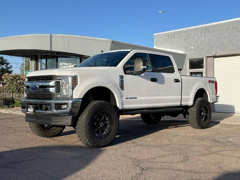 2019 Ford F-250 Super Duty for sale at ARIZONA TRUCKLAND in Mesa AZ