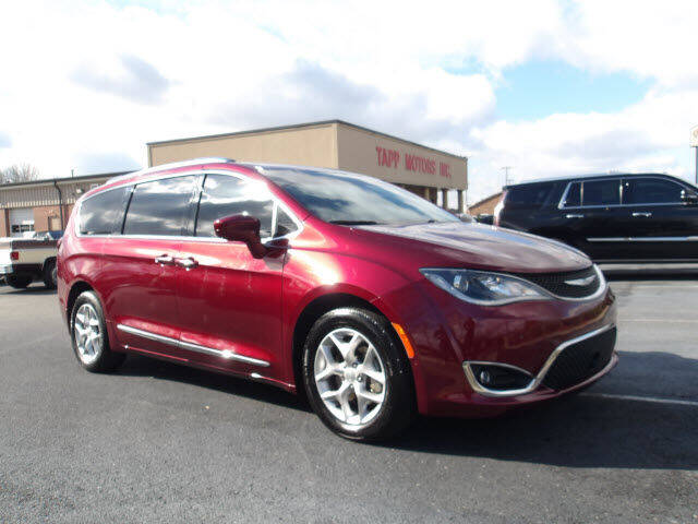 2019 Chrysler Pacifica for sale at TAPP MOTORS INC in Owensboro KY