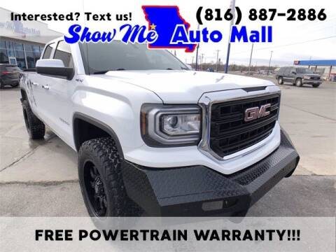 2017 GMC Sierra 1500 for sale at Show Me Auto Mall in Harrisonville MO