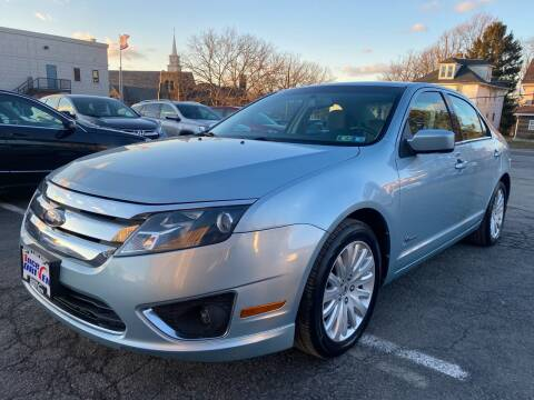 2010 Ford Fusion Hybrid for sale at 1NCE DRIVEN in Easton PA