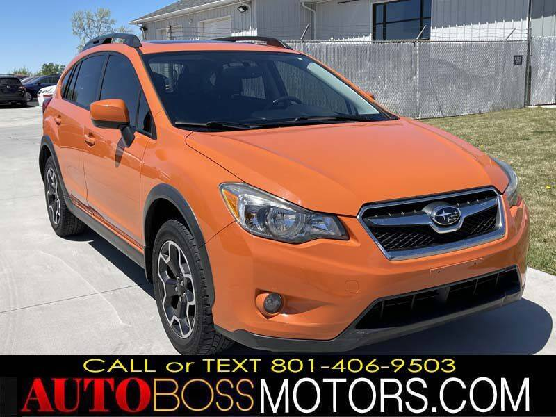 2013 Subaru XV Crosstrek for sale in Woodscross, UT